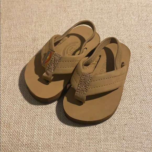 Rainbow Shoes | Infant Rainbow Sandals